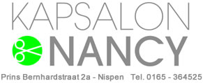 Logo Kapsalon Nancy]